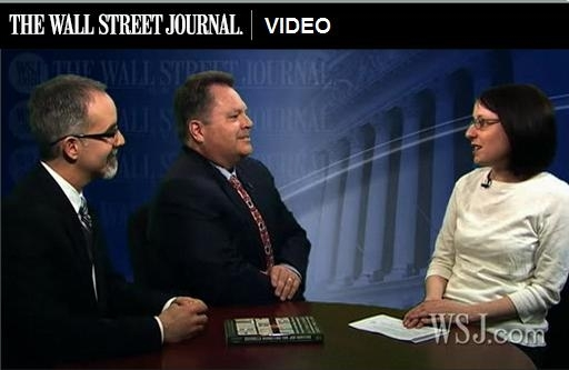 David Perry and Kevin Donlin at The Wall Street Journal