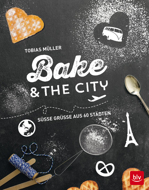 bake and the city von Tobias Müller