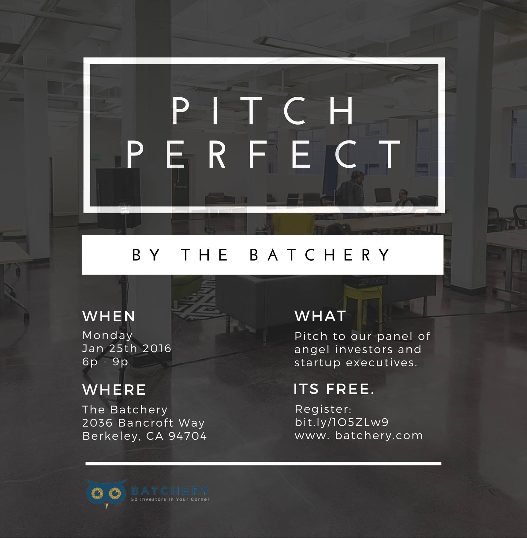 Pitch Perfect Flyer