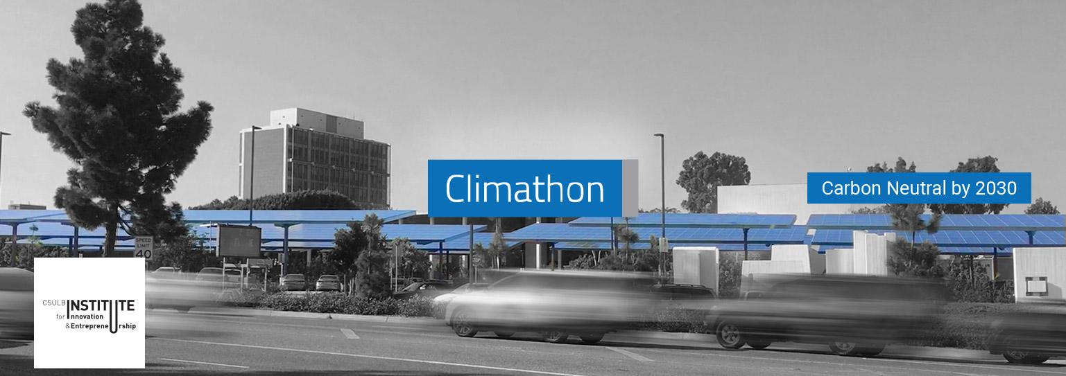 CSULB IIE and Climathon