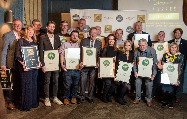 Whisky Magazine Awards Ireland 2019