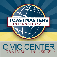 Civic Center Toastmasters 3rd Wednesdays