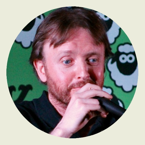 Chris McCausland at Flock Comedy