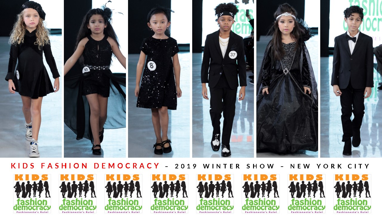 KIDS FASHION SHOW AUDITION - KIDS 4 TO 8 YEARS OLD FASHION