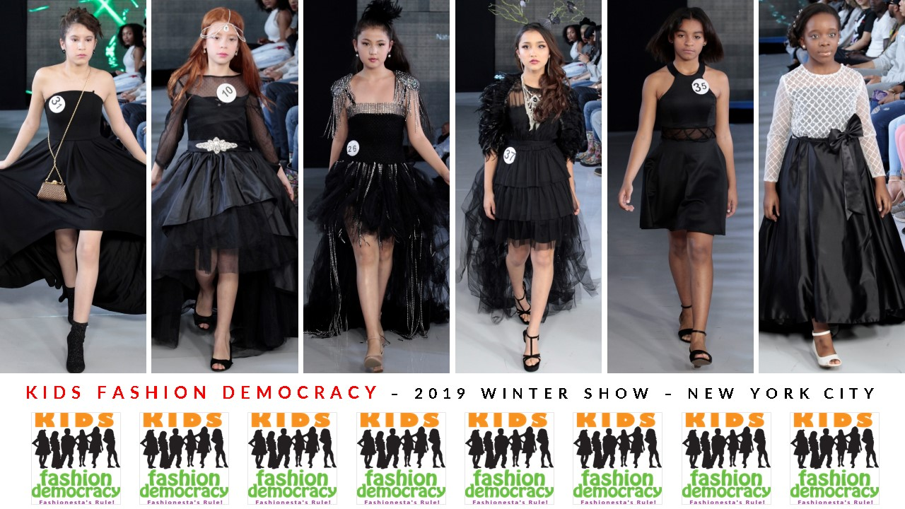 KIDS FASHION SHOW AUDITION - KIDS 9 TO 15 YEARS OLD MODEL OPEN CALL