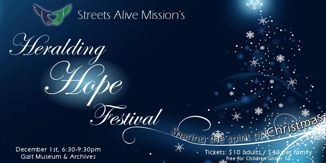 Heralding Hope Festival