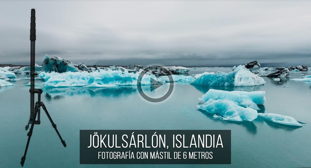 Fotografía Esférica VR 360 de Islandia por Mario Carvajal