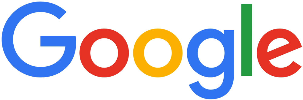Logo for Google Inc., post-2015