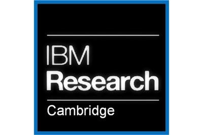 logo for IBM Research Cambridge