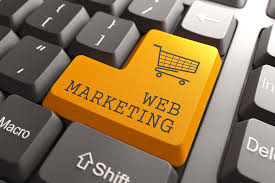 Picture of a digital marketing button
