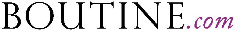 Boutine Logo