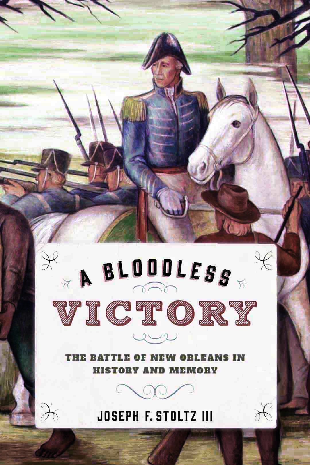 A Bloodless Victory book cover
