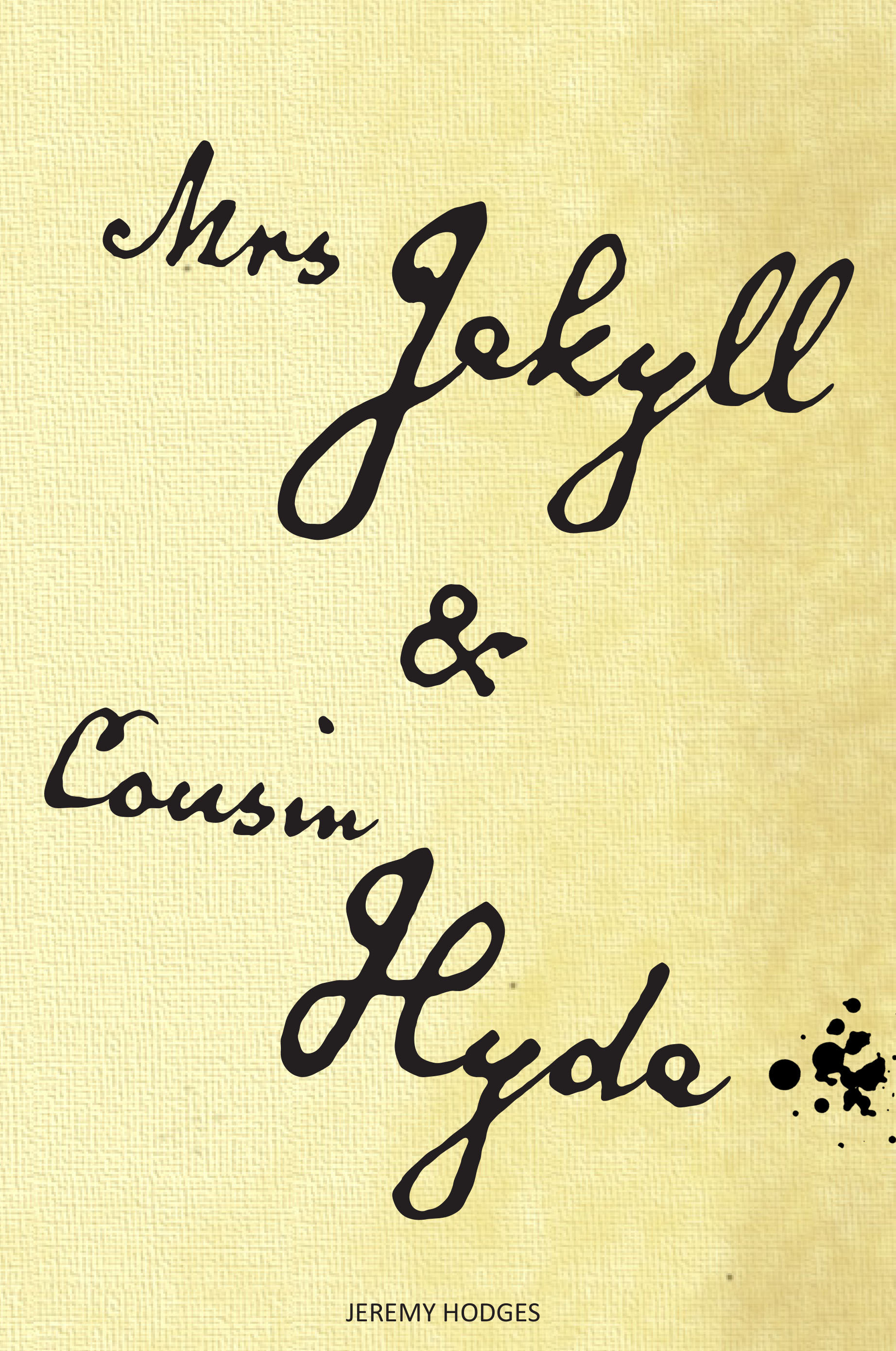 Mrs Jekyll and Cousin Hyde bookcover