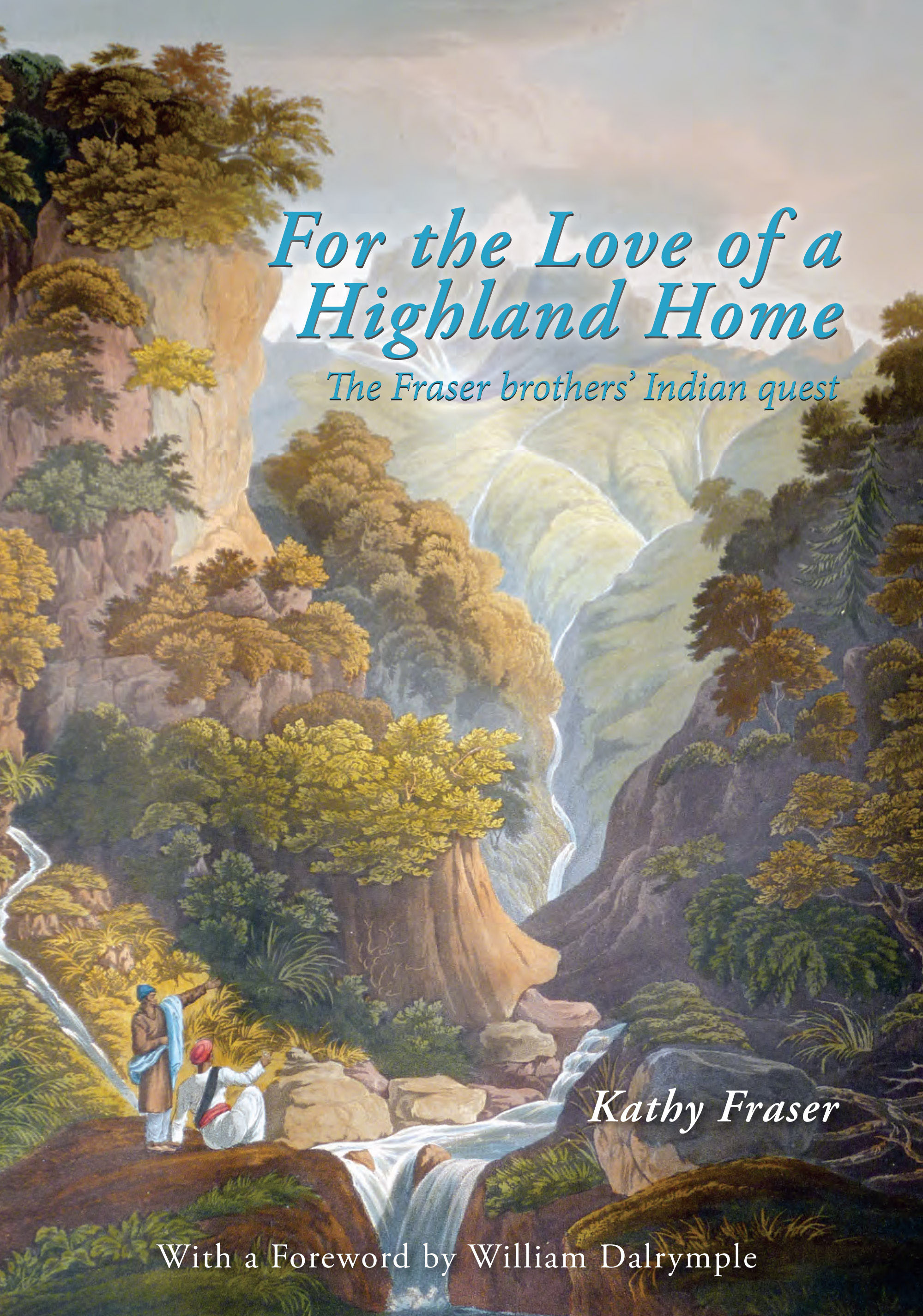 For the love of a highland home book cover
