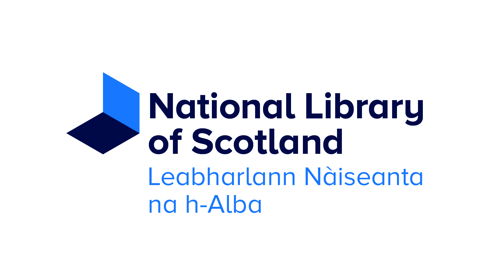 National Library of Scotland at Kelvin Hall logo