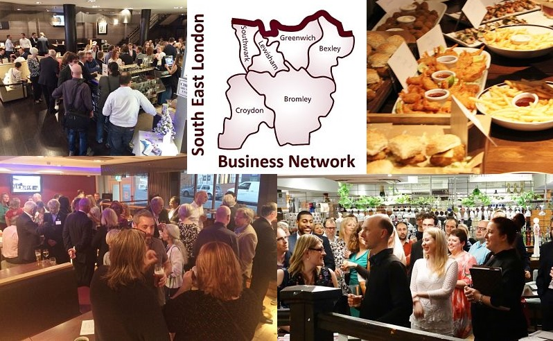 South East London Business Network postcard image