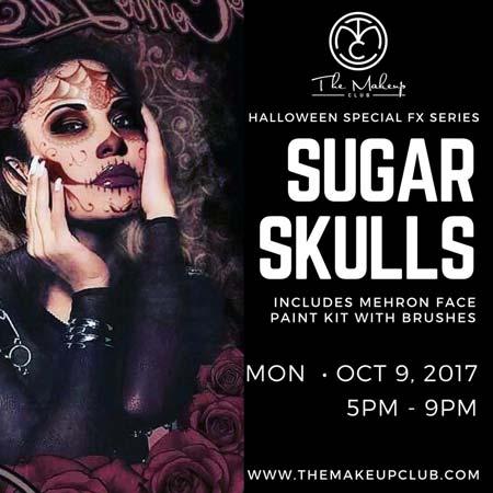 Halloween Special FX Series: Sugar Skulls Tickets, Mon, Oct 9 ...