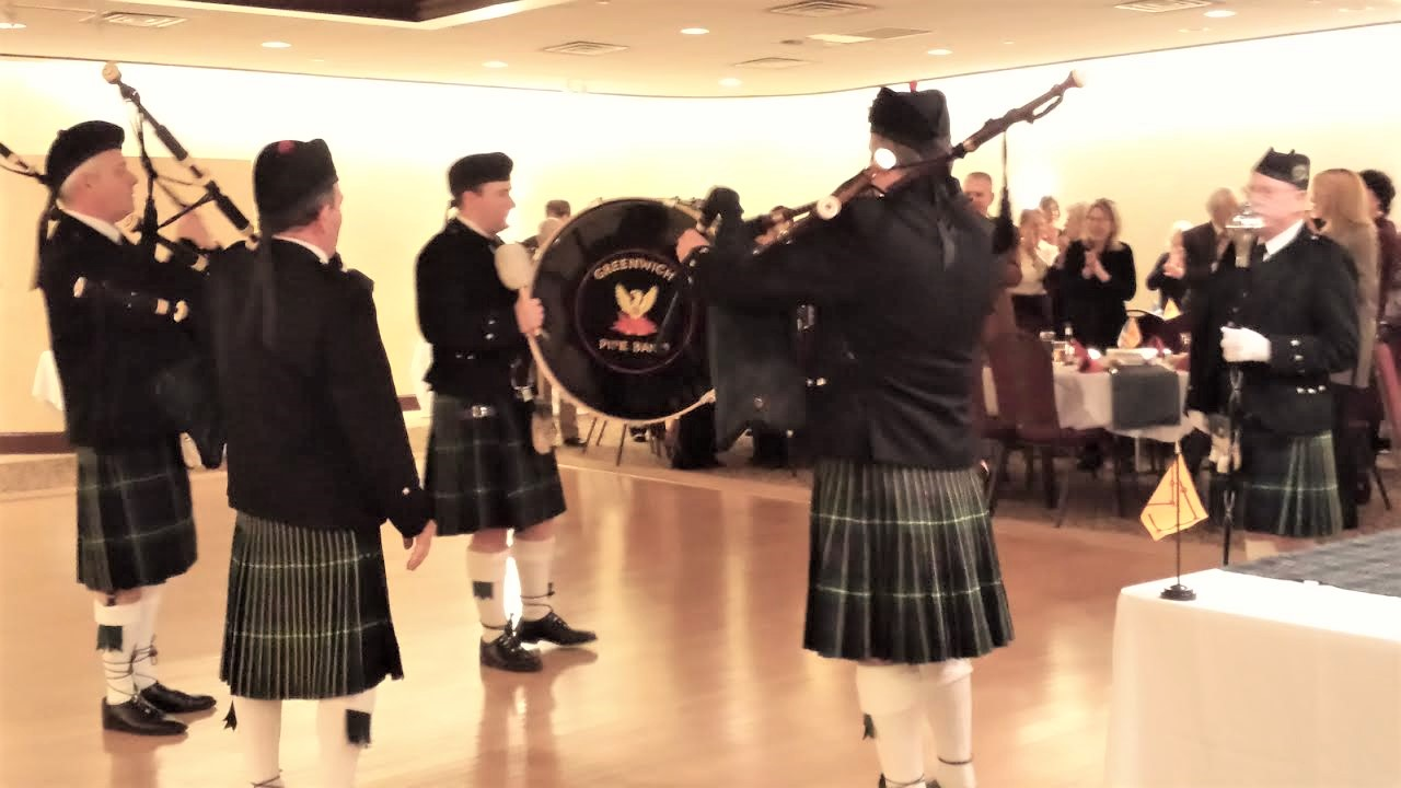Greenwich Pipe Band