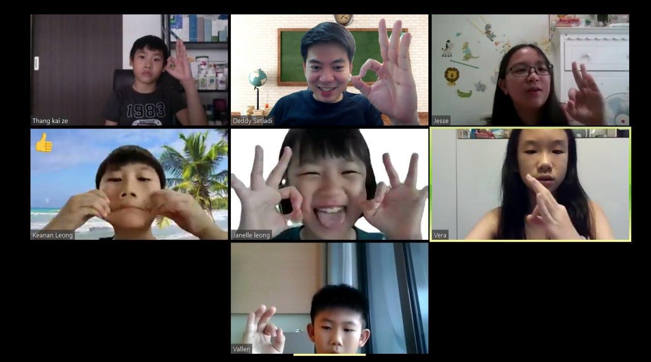 Kodecoon's online coding class