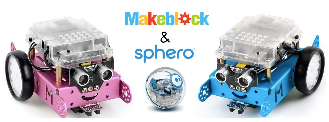 Tink Tank Mbot & Sphero