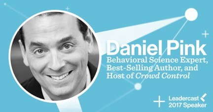 Dan Pink, Behavioral Science Expert and Best-Selling Author