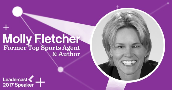 Foremer top sports agent and author