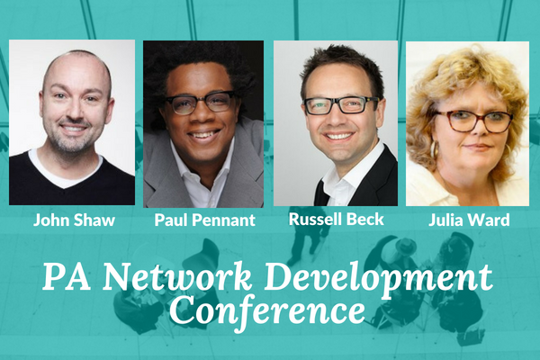 PA Network Development Conference Speakers