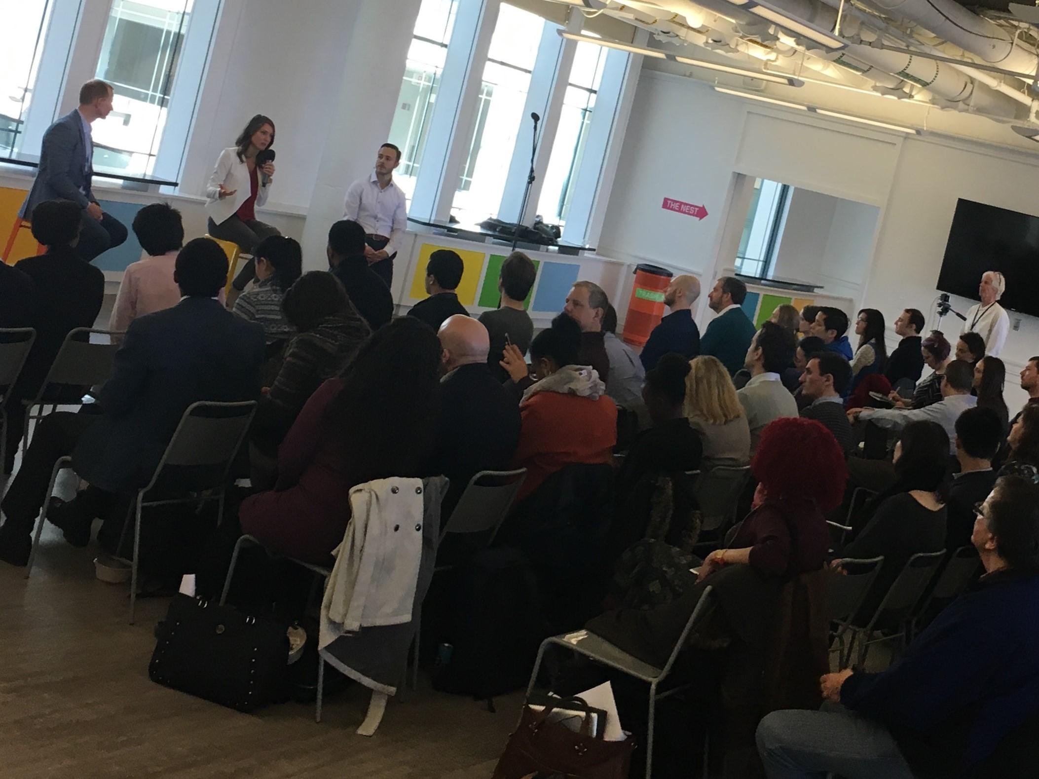 BostonSpeaksSeries Event