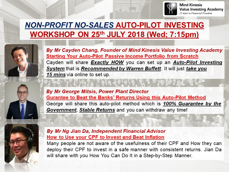 Auto-Pilot workshop