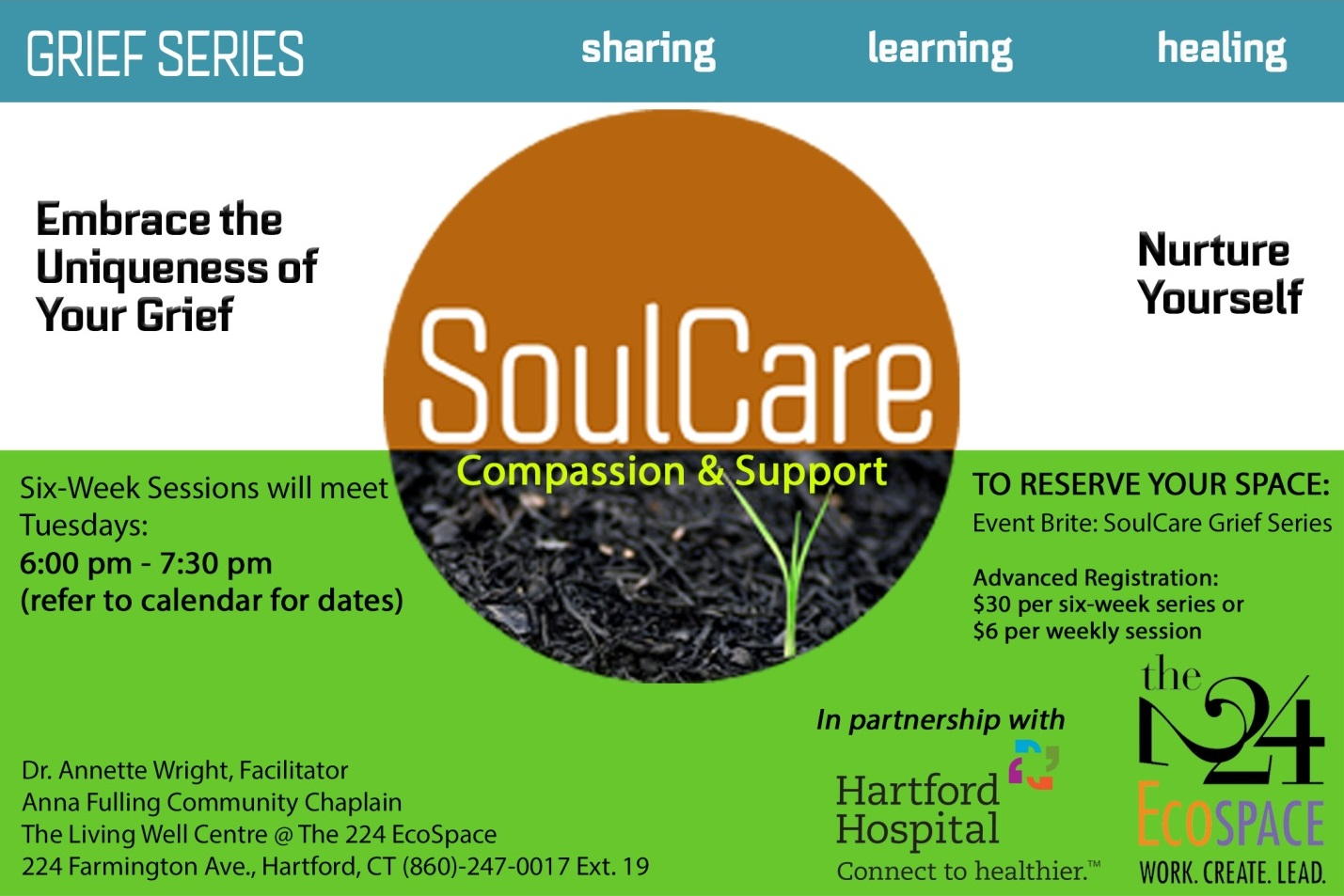 SoulCare Grief Series