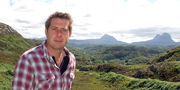 Professor Iain Stewart