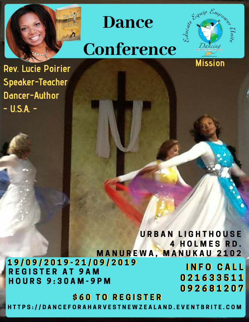 NZ Dance Conference 2019