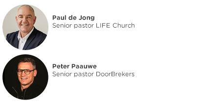 Met Paul de Jong en Peter Paauwe