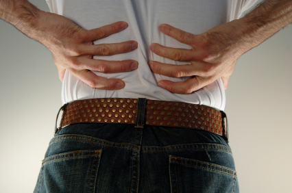 SIRPA: Recovery from Back Pain