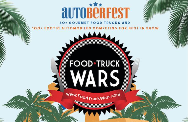 Autoberfest Food Truck Wars