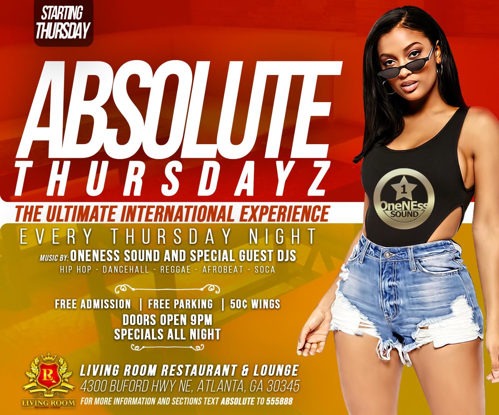 Absolute Thursdayz