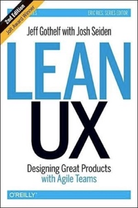 Lean UX 2nd Edition