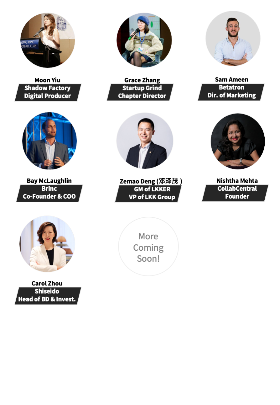 2019 April Startup Launchpad Conference: Future of Retail