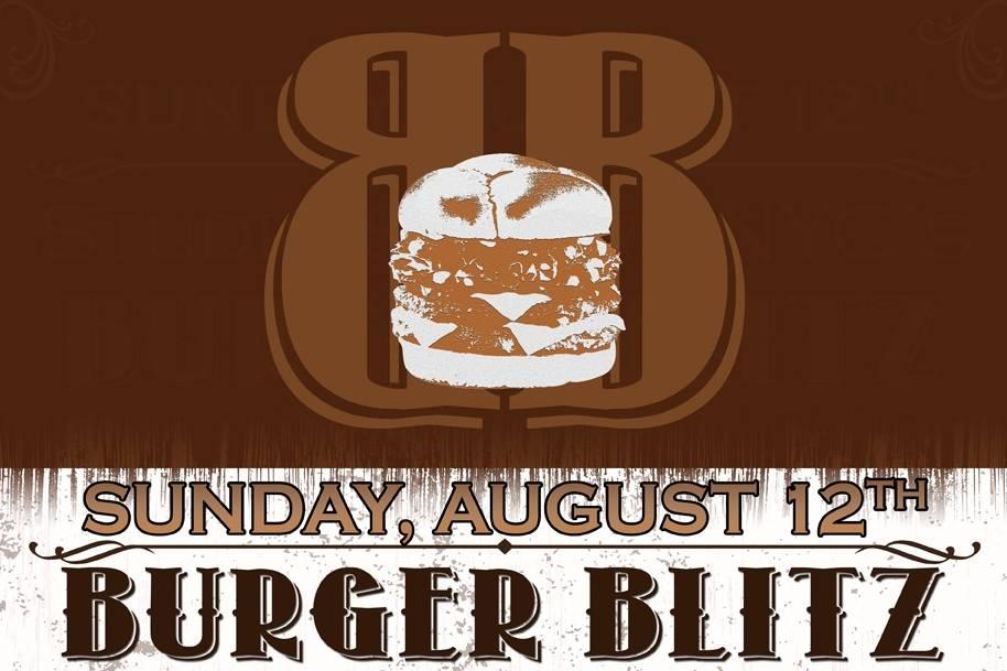 Burger Blitz 2012 Logo