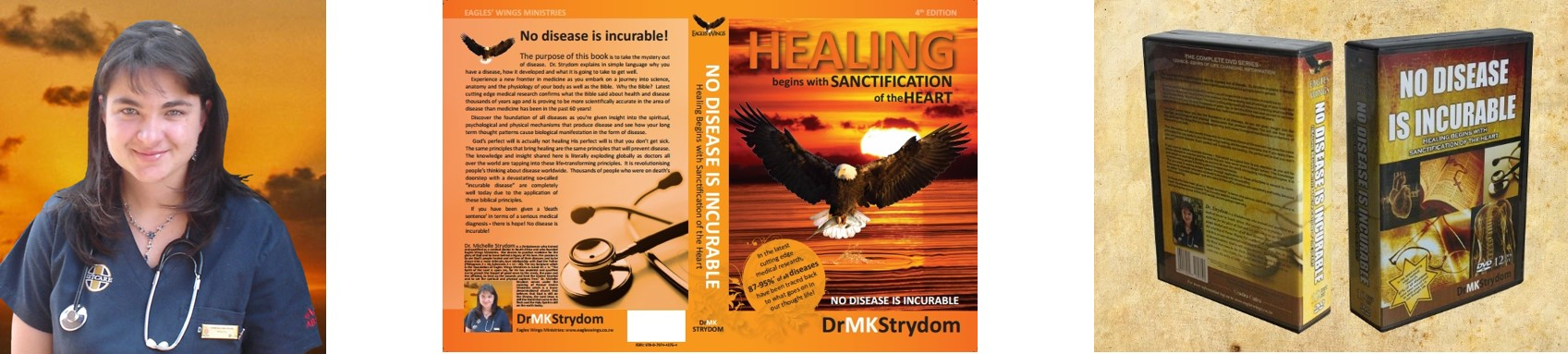 Healing begins with sanctification of the heart