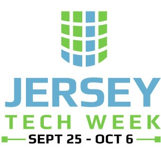 Image result for jersey tech week logo