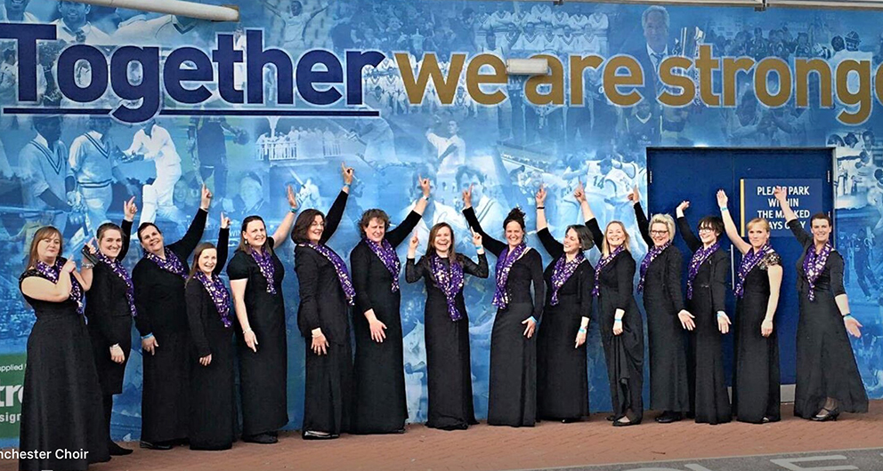 Winchester Military Wives Choir