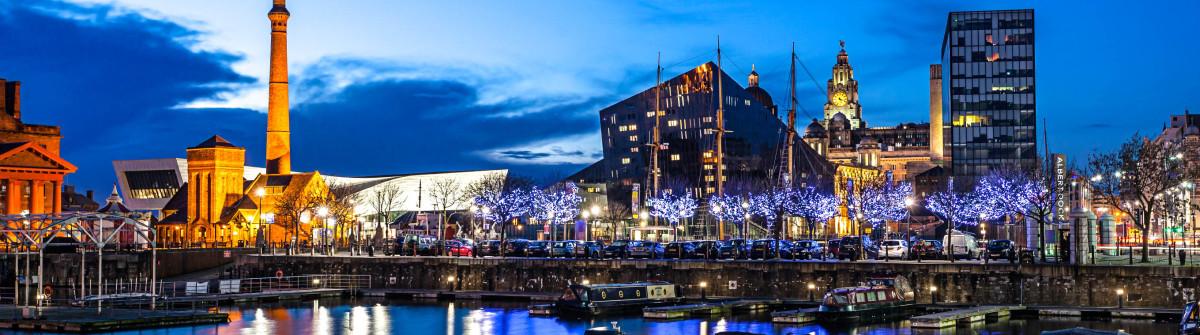 Liverpool Royal Albert Dock