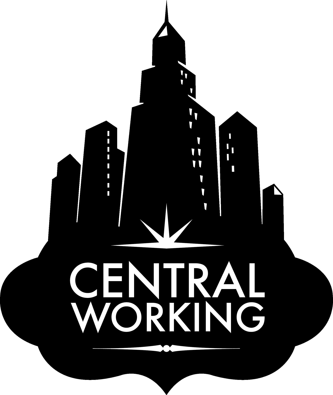 Central Working Logo _black