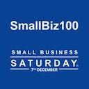Smalliz100 logo