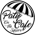 Logo for Patio on the Square Cafe