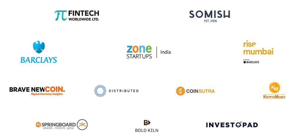 India Blockchain Week Partners
