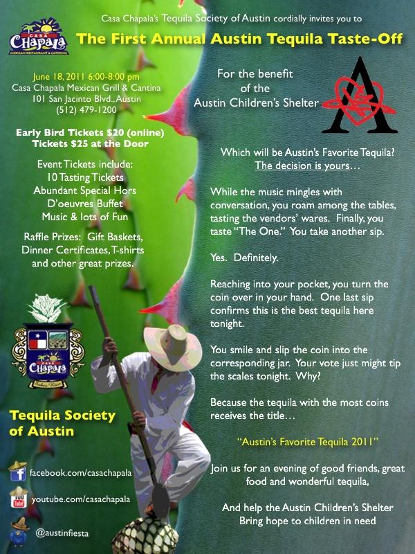 Event Details Tequila Festival