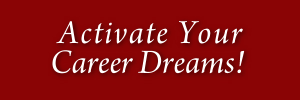 Activate Your Career Dreams Logo