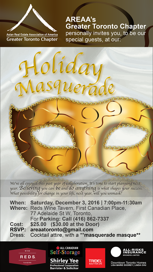 Holiday Masquerade